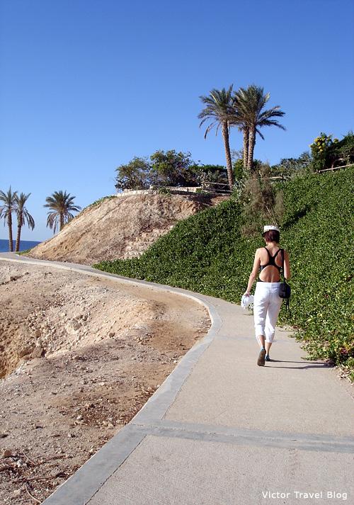 Sheraton Sharm El Sheikh, Egypt.