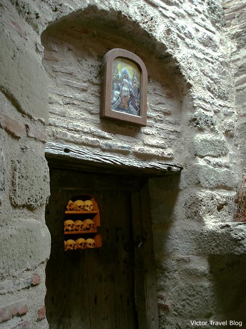 Meteora Monasteries. Greece.