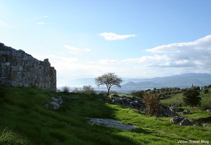 Mycenae. Greece.