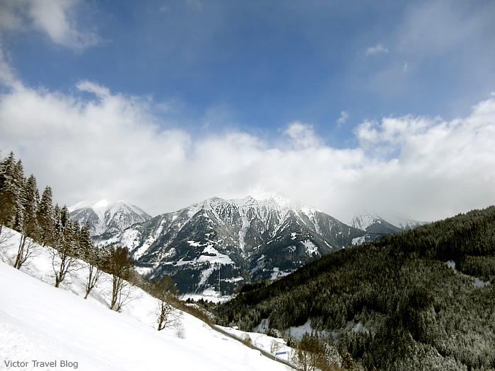 Bad Hofgastein. Austria.