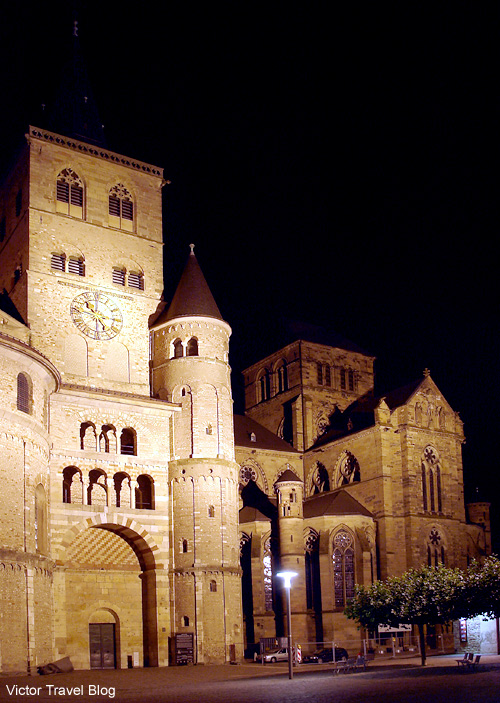 Trier Cathedral. Germany.