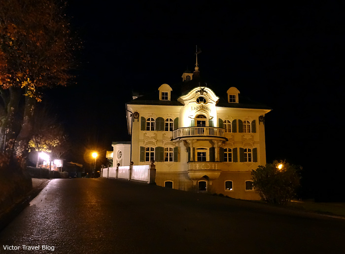 Villa Jagerhaus, Schwangau, Germany.