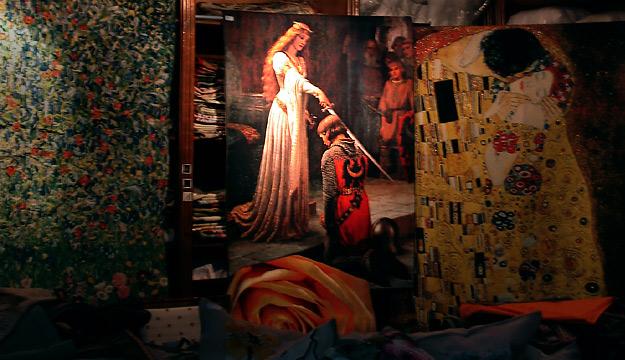 La Dama Carcassonne.