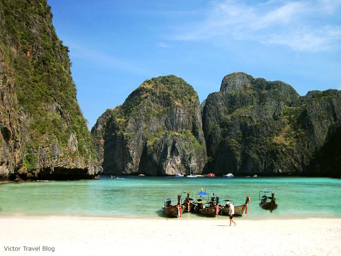 Phi Phi Ley, Thailand.