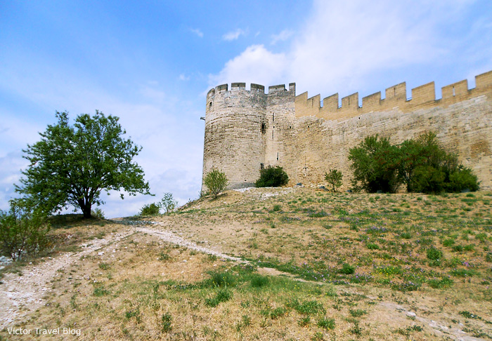 Fort Saint-Andre. Avignon, France.