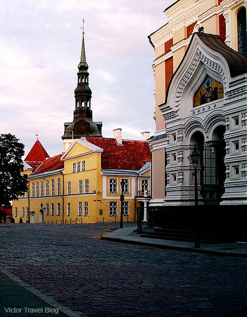 OLd Tallinn, Estonia.