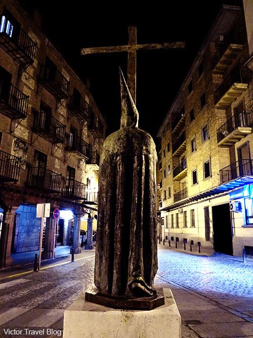 Ku Klux Klan of Segovia?! Are you kidding?