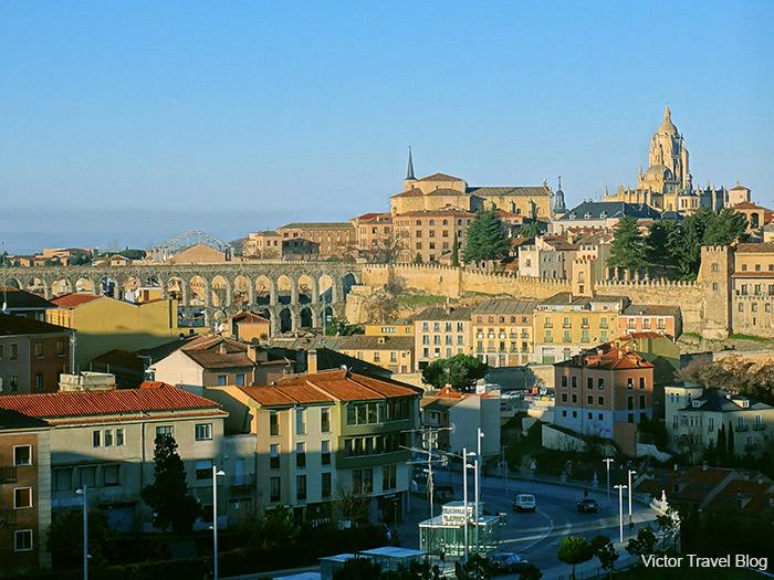 Spanish Segovia.