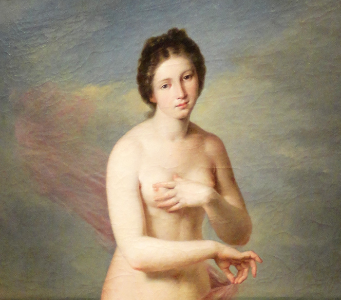 Venus. Museo del Prado. Madrid, Spain.