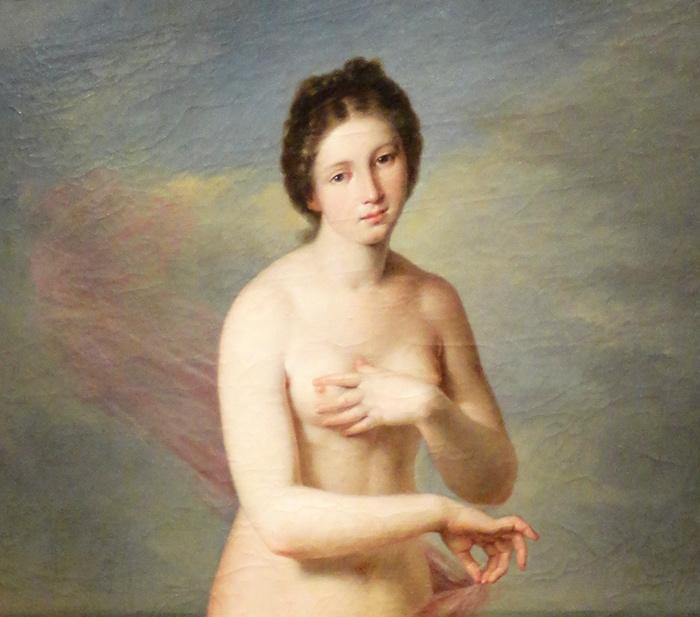 Venus. Museo del Prado. Madrid, Spain.