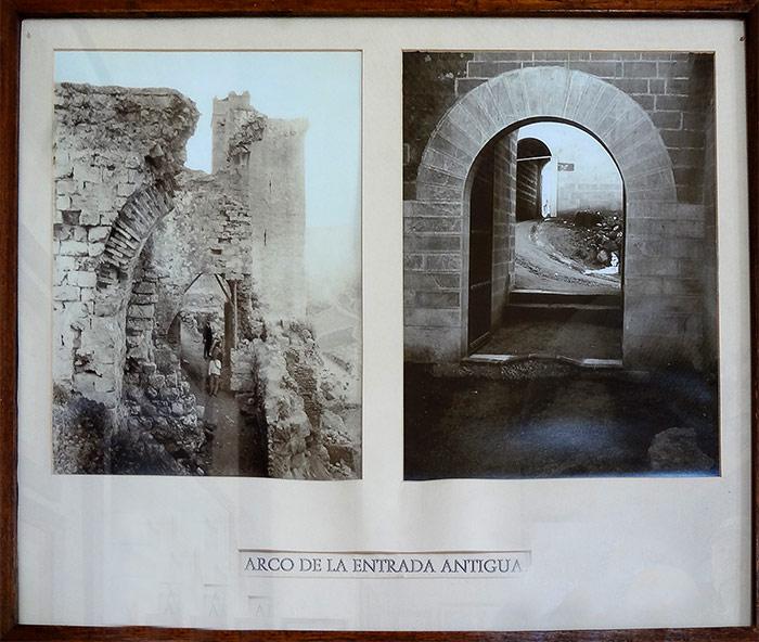 Restoration of the Castillo de Almodovar del Rio. Andalusia, Spain.