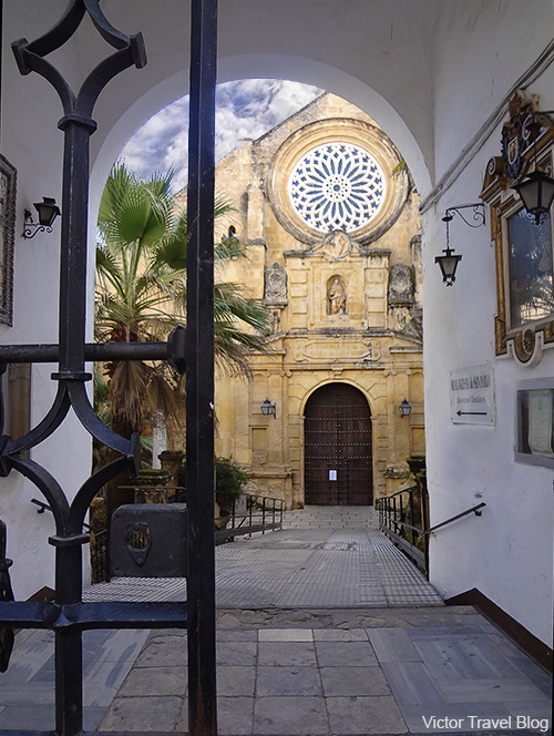 Real Iglesia de San Pablo. Cordoba, Andalusia, Spain.