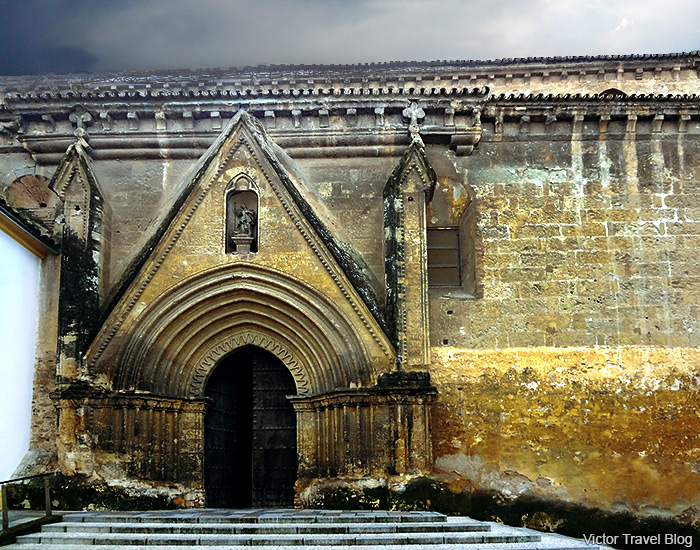 Santa Marina or Iglesia de Santa Marina. Cordoba, Spain.
