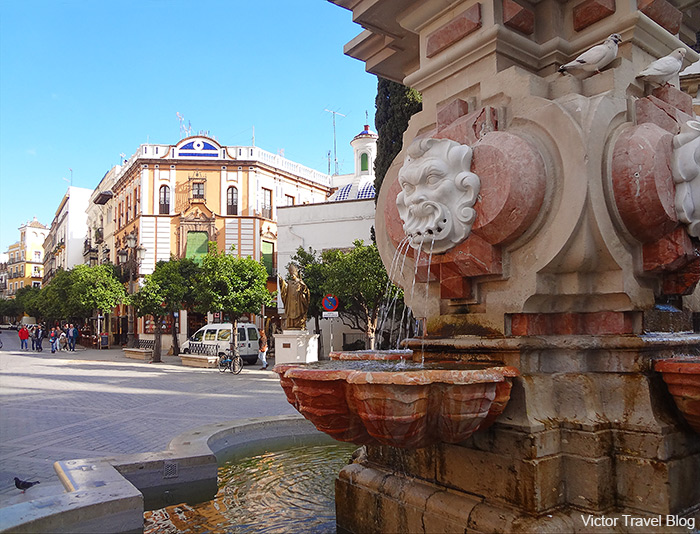Seville. Andalusia, Spain.