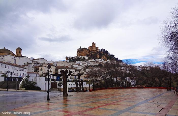 Montefrio town. Granada, Spain.