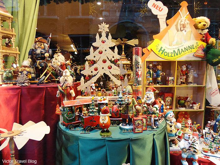 Christmas in Brugge, Belgium.
