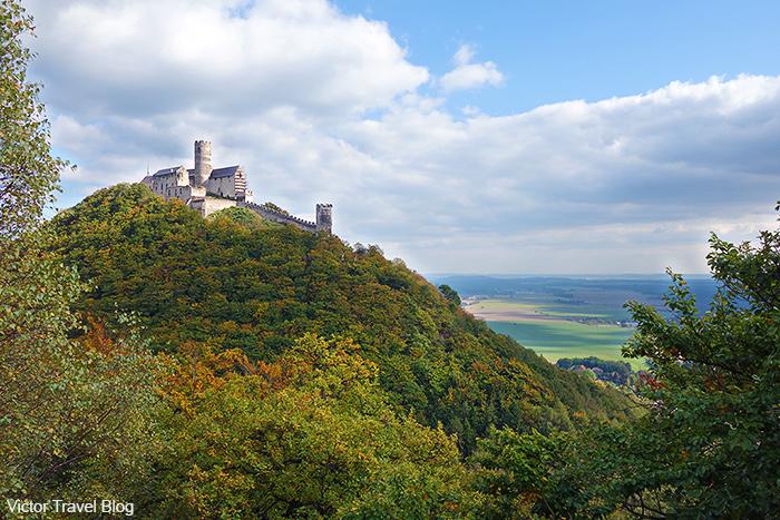 Bezdez Castle. Bohemia, Czechia.