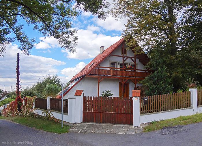 Bezdez Hrad. Czech Republic.