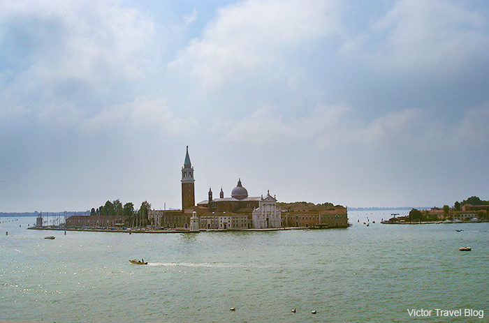 Venice sinking every year. Italy.