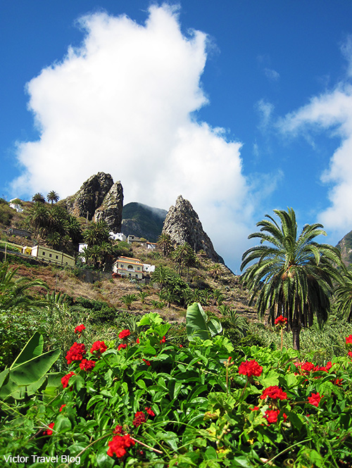 La Gomera, Canary Islands, Spain.