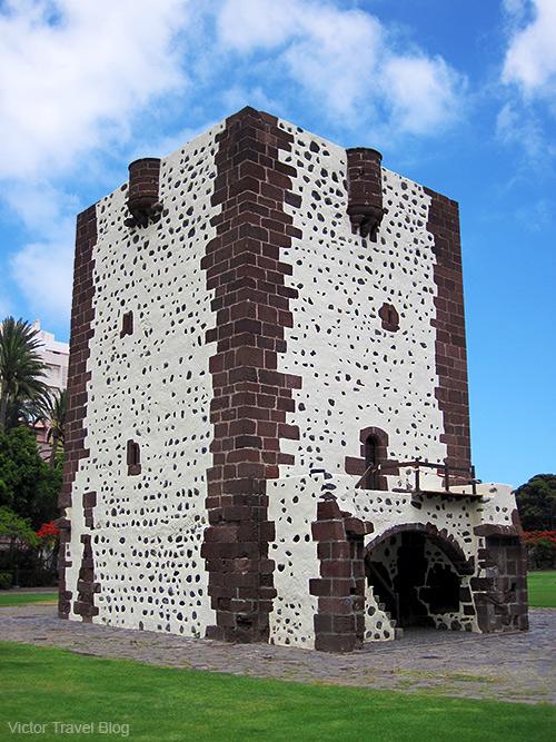 Torre del Conde San Sebastian de La Gomera. La Gomera, Canary Islands, Spain.