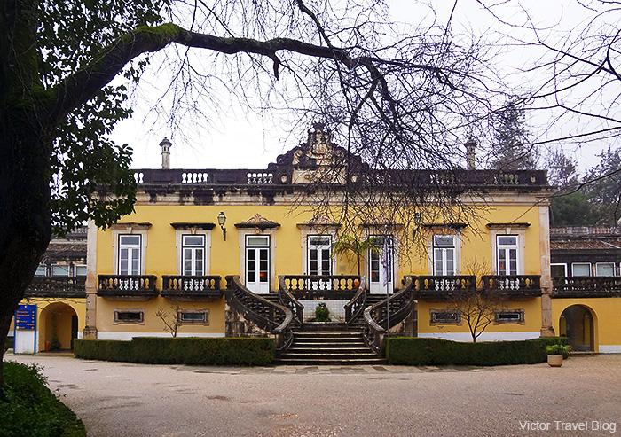 Quinta das Lagrimas Palace or Estate of Tears , Coimbra. Portugal.