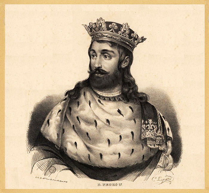 King Pedro I de Portugal
