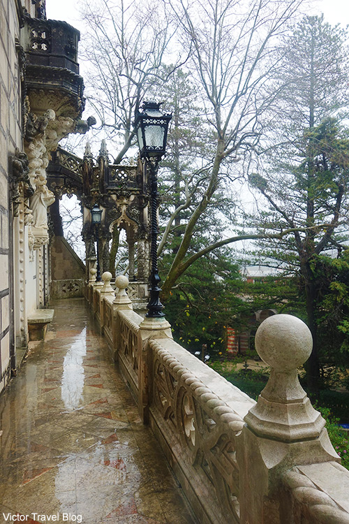 Quinta da Regaleira. Sintra, Portugal.