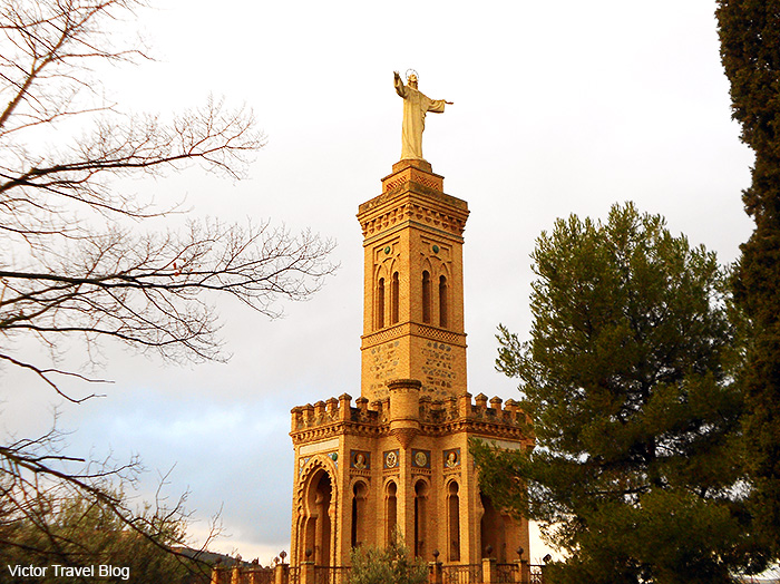 Basilica de Santo Leocadia. Toledo, Spain.