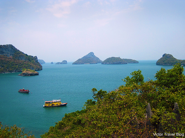 Angthong Marine Park. Thailand.