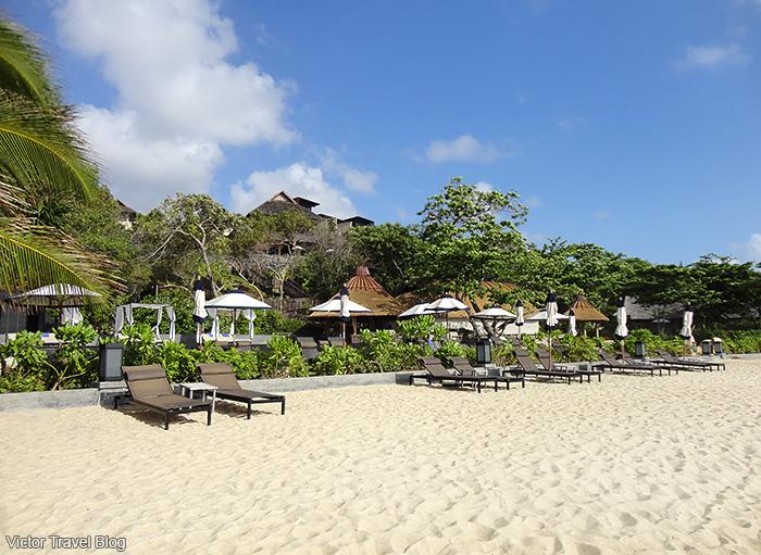 Chaweng Noi Beach. Koh Samui. Thailand.