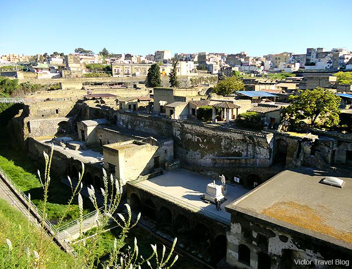 Herculaneum, Italy.