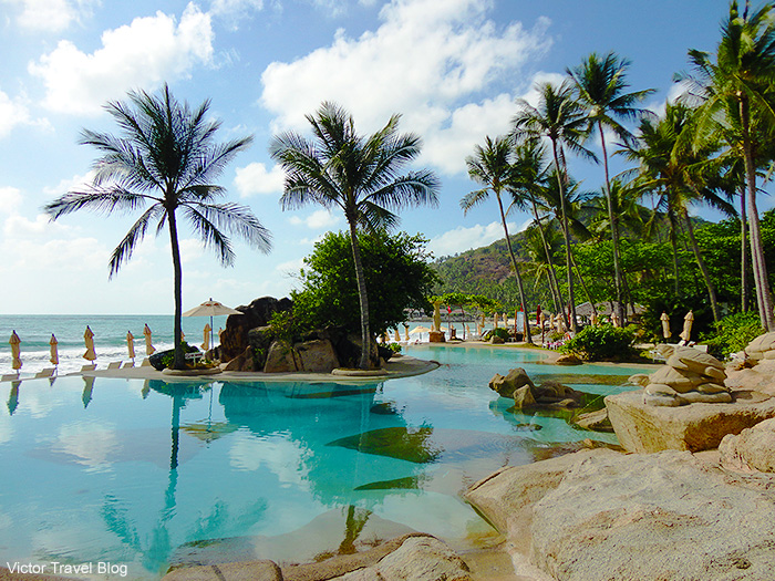 Koh samui thailand not the maldives but still paradise victor travel blog for Hotels koh samui
