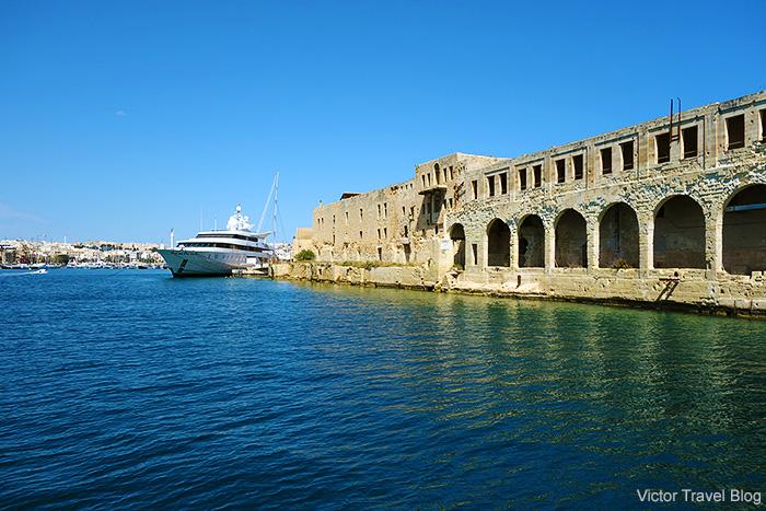 Manoel Island. Malta.