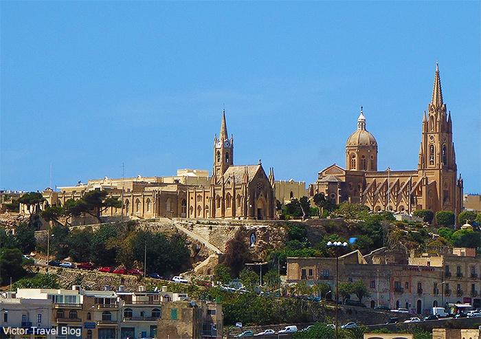 Mgarr. Gozo Island. Malta.
