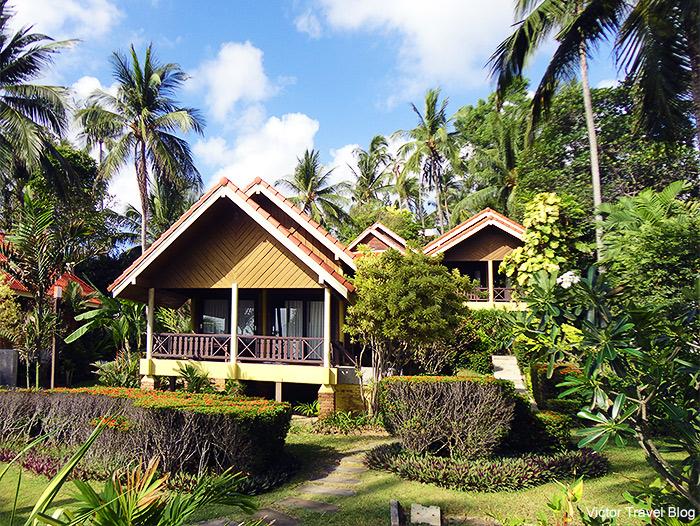 New Star Beach Resort. Koh Samui. Thailand.