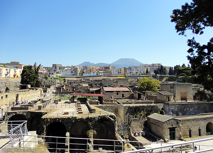 Vesuvius, Italy.