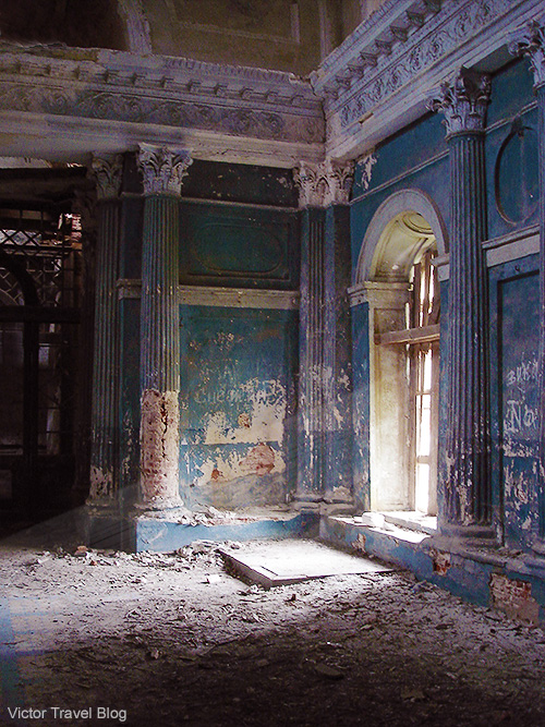 Unique Abandoned Russian Сhurch in Yaropolec | Victor Travel Blog