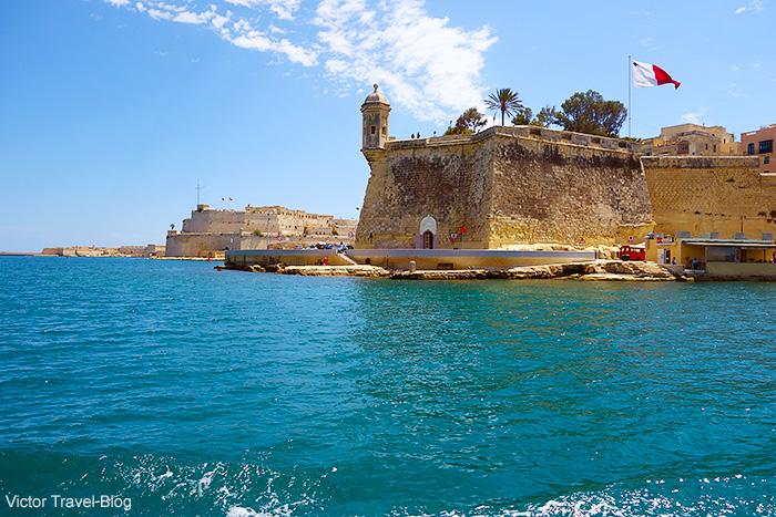 Senglea. Malta.