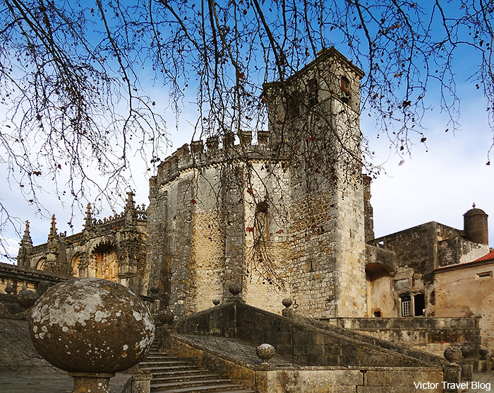 Castles Of The Knights Templar In Portugal S History