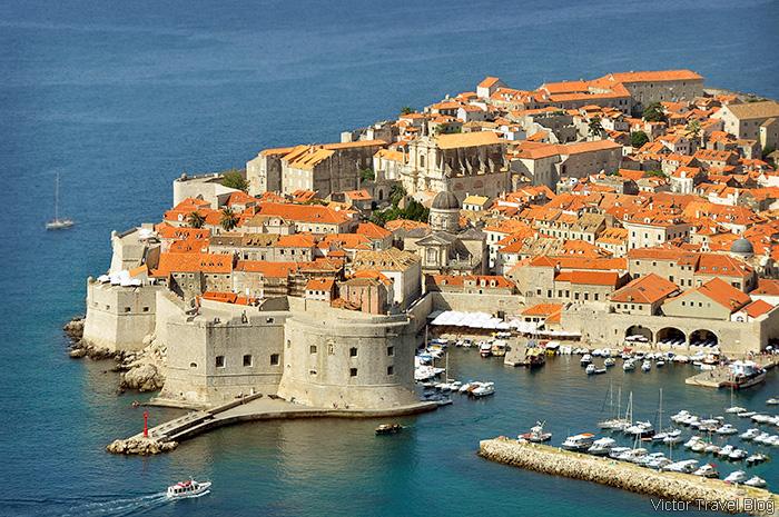 Dubrovnik. Dalmacia, Croatia.