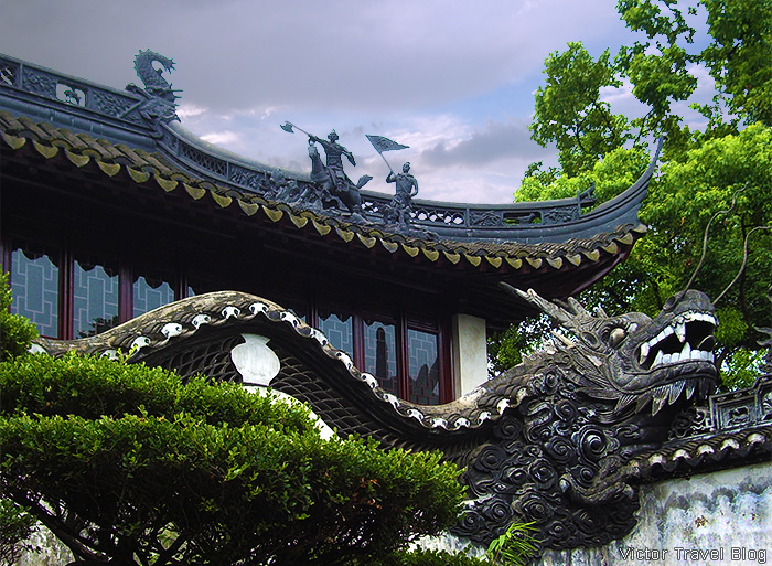 Nanshan Buddhism Culture Park. Hainan Island, China.