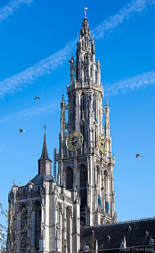 Antwerp Cathedral, Belgium.