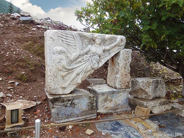 Ancient Ephesus, Turkey.
