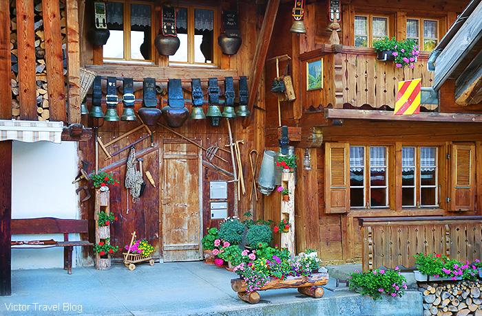 Swiss house.