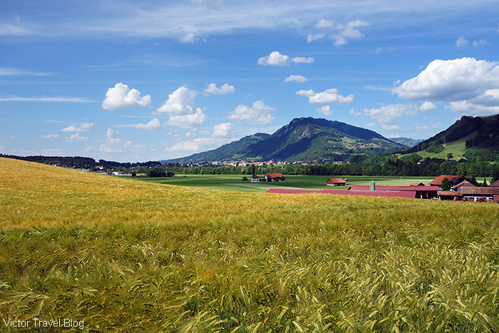 Pictures of Switzerland.