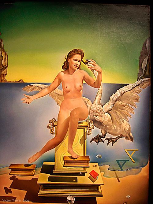 Gala. The Salvador Dali Museum. Figueres, Spain.