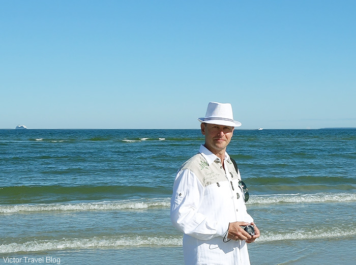 Victor Tribunsky. The Baltic sea. Tallinn, Estonia.
