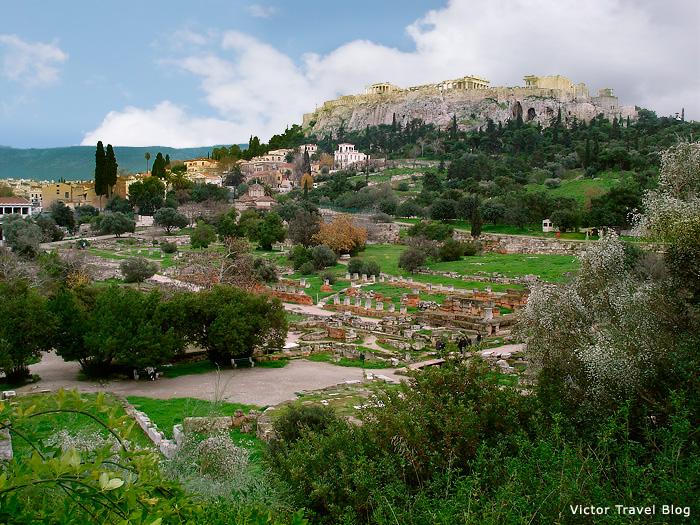 Acropolis. Athens, Greece.