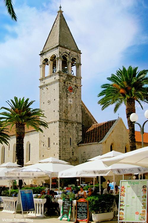 Dominican convent. Trogir, Croatia.